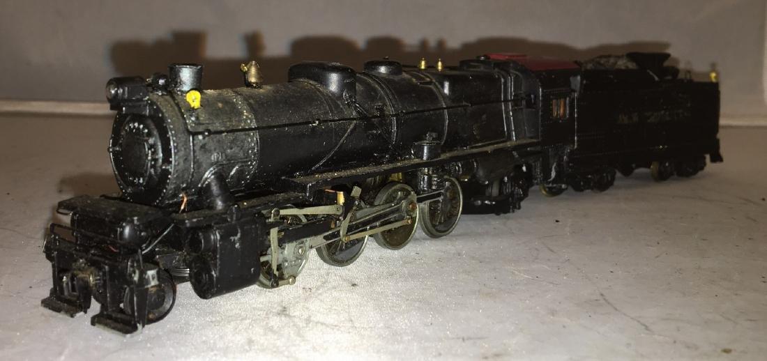 PRR HO Scale Mikado Steam Engine - 2