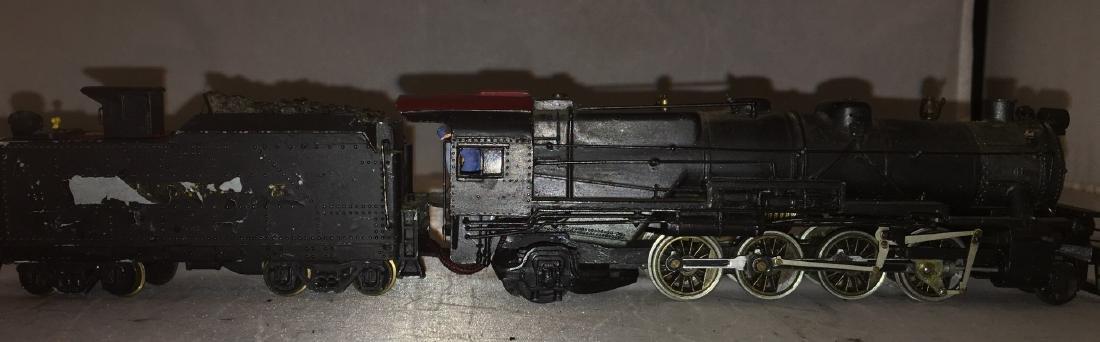 PRR HO Scale Mikado Steam Engine - 4