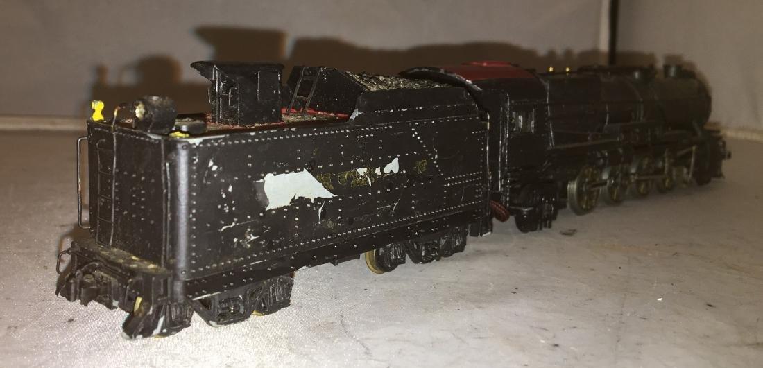 PRR HO Scale Mikado Steam Engine - 5