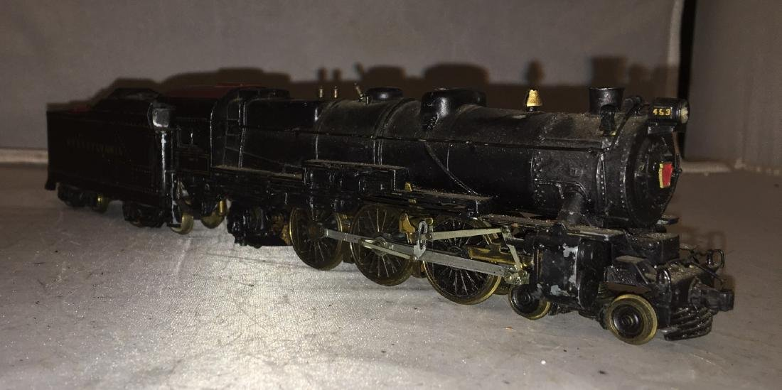 PRR HO Scale Pacific Steam Engine - 2