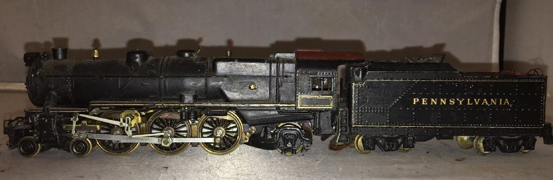PRR HO Scale Pacific Steam Engine - 3