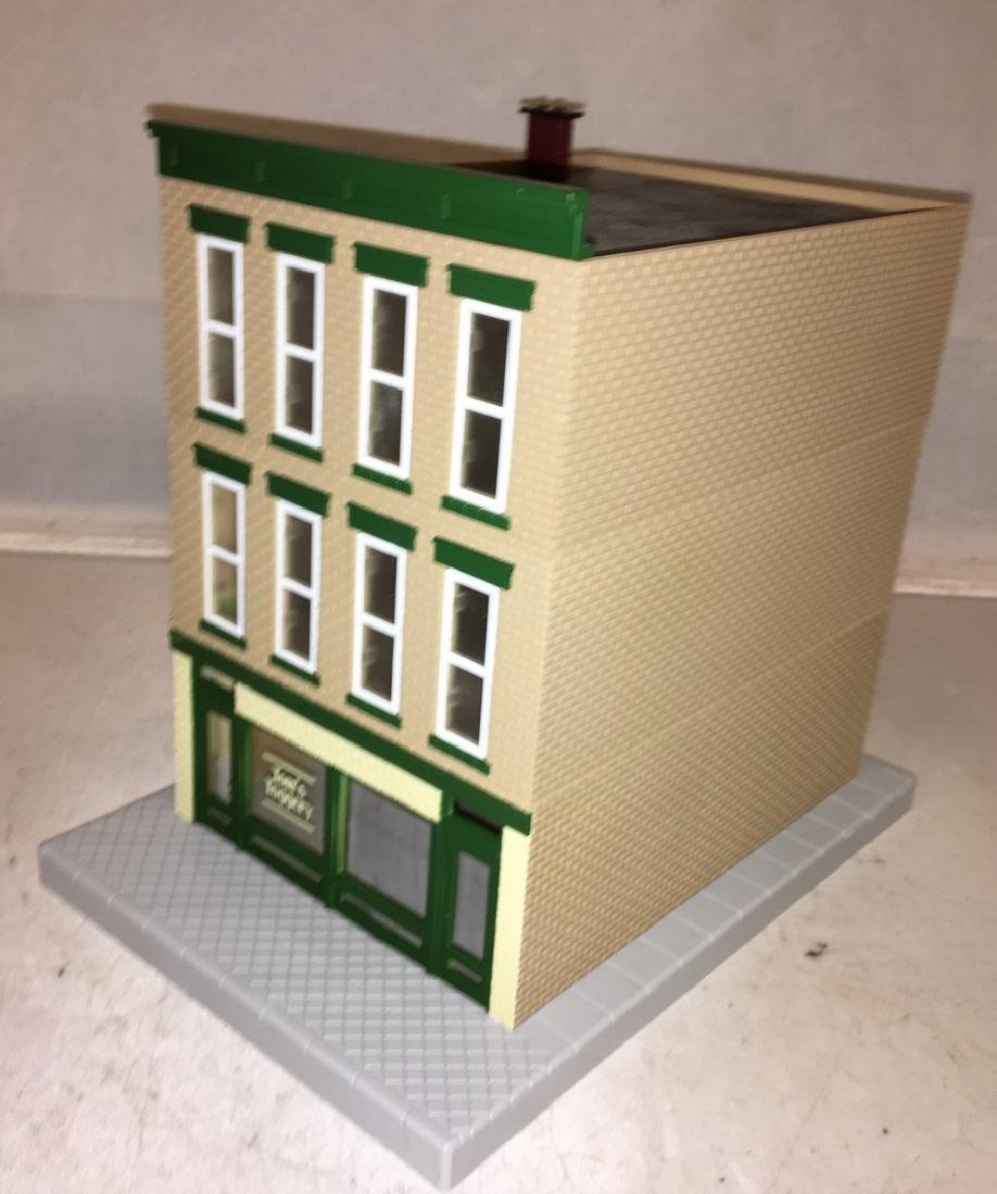 MTH Toms Toggerty O Gauge 3-Story Building - 3