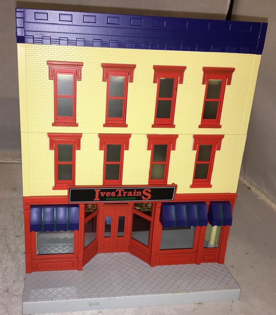 MTH O Gauge Ives Train Shop