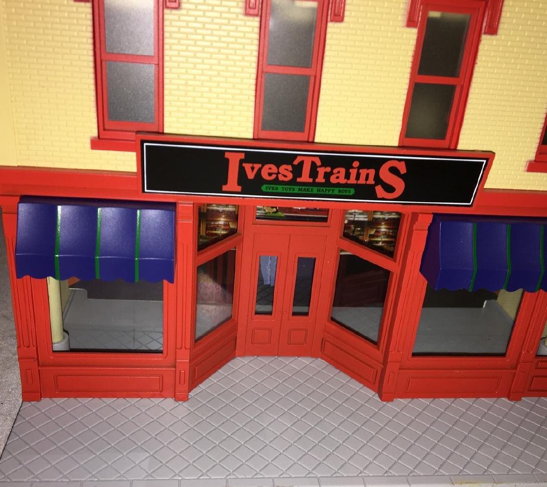 MTH O Gauge Ives Train Shop - 2