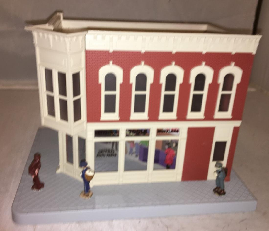 MTH Gateway O Gauge Auto Parts Building - 2