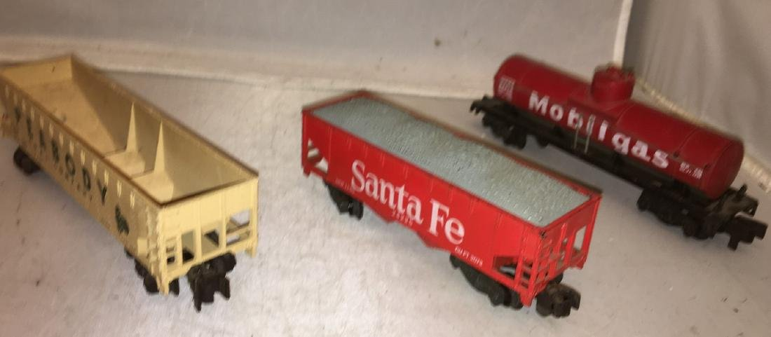 American Flyer S Gauge Freight Cars