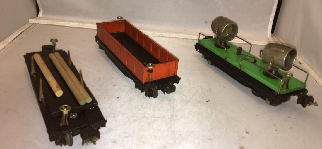 Lionel Prewar O Gauge Freight Assortment