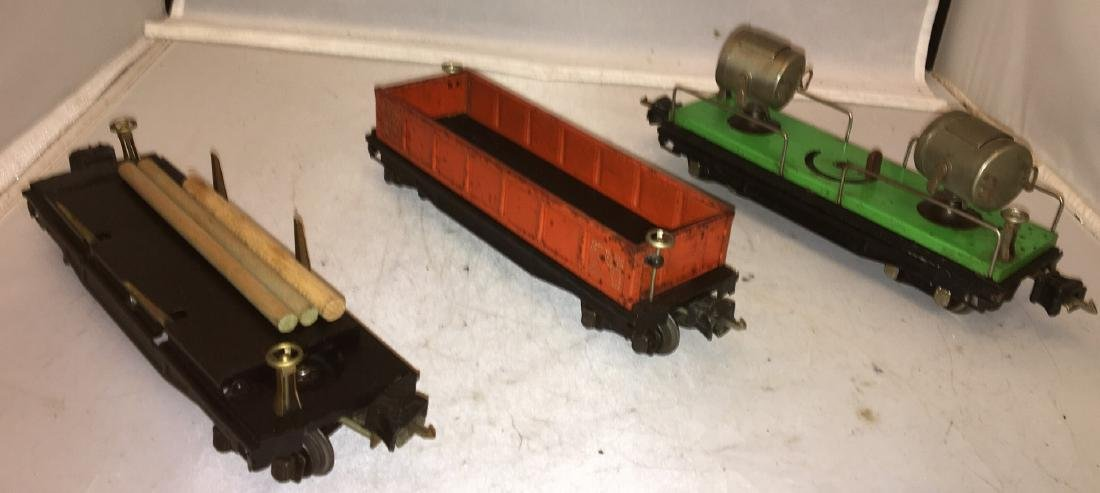 Lionel Prewar O Gauge Freight Assortment - 2