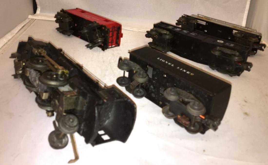 Lionel Postwar O Gauge Steam Freight Train - 3