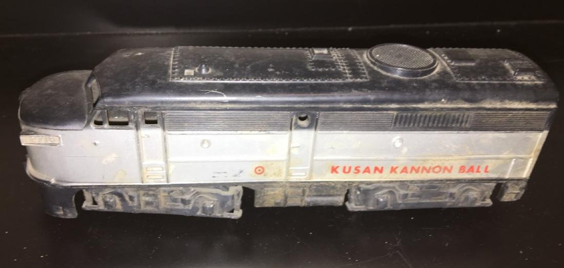 Kusan Kannon Ball O scale FA Diesel Engine