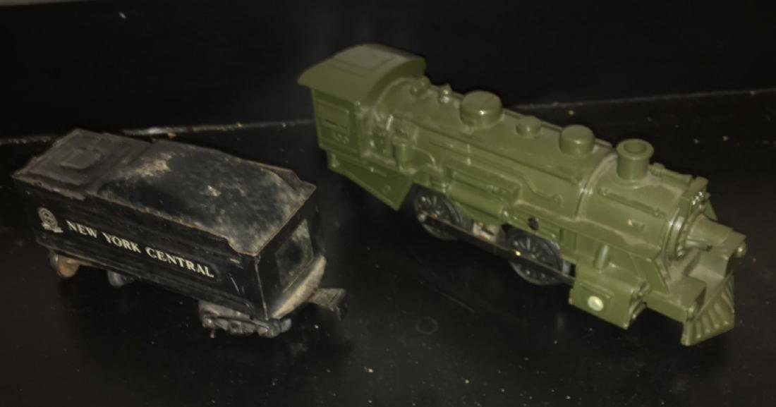 Marx 400 O Gauge Military Steam Engine