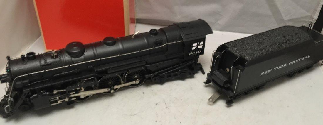 Lionel NYC O Gauge Scale J1E Hudson Steam Engine - 3
