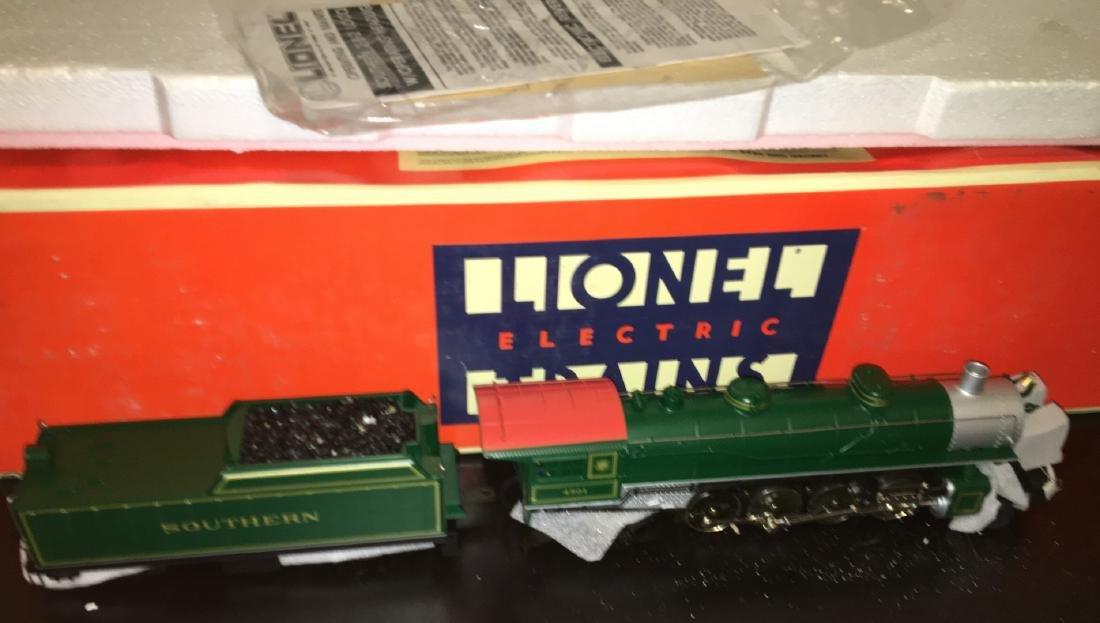 Lionel Southern O Gauge Mikado Steam Engine
