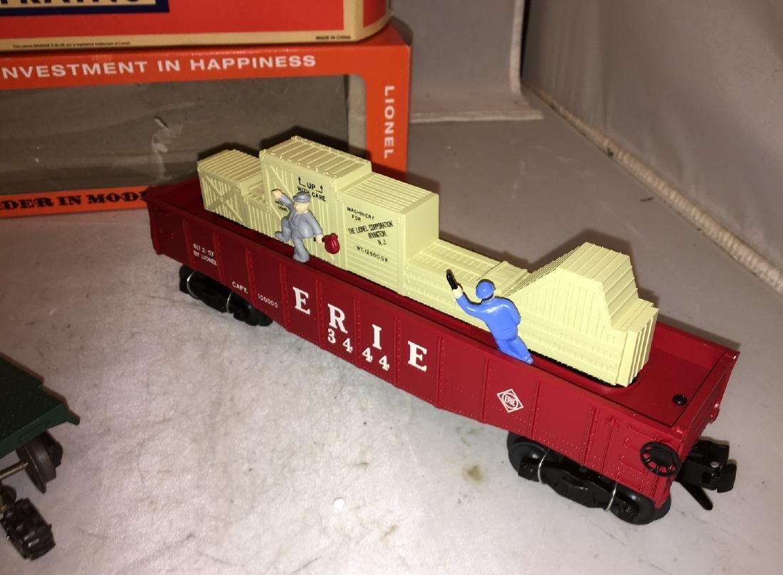 Lionel Postwar O Gauge Operating Freight Cars - 3