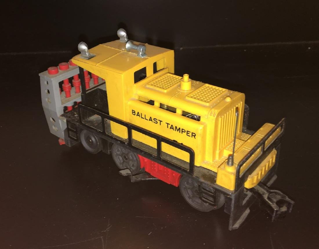 Lionel Postwar O Gauge Ballast tamper - 3