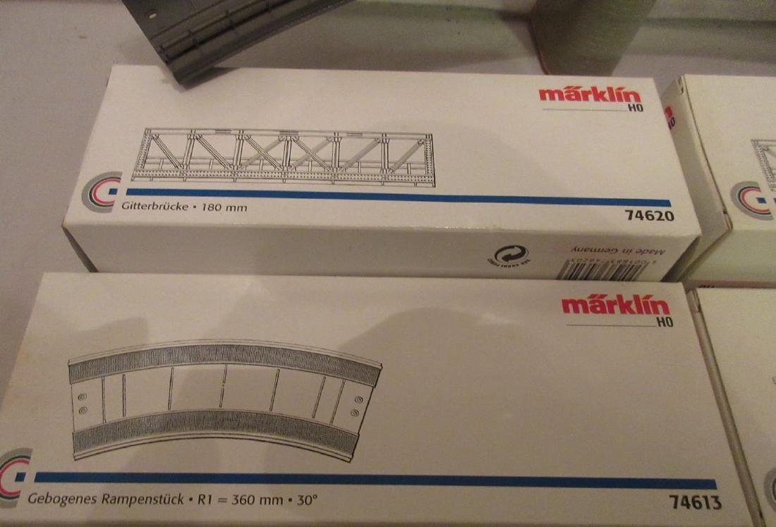 Marklin HO Scale Bridges - 2