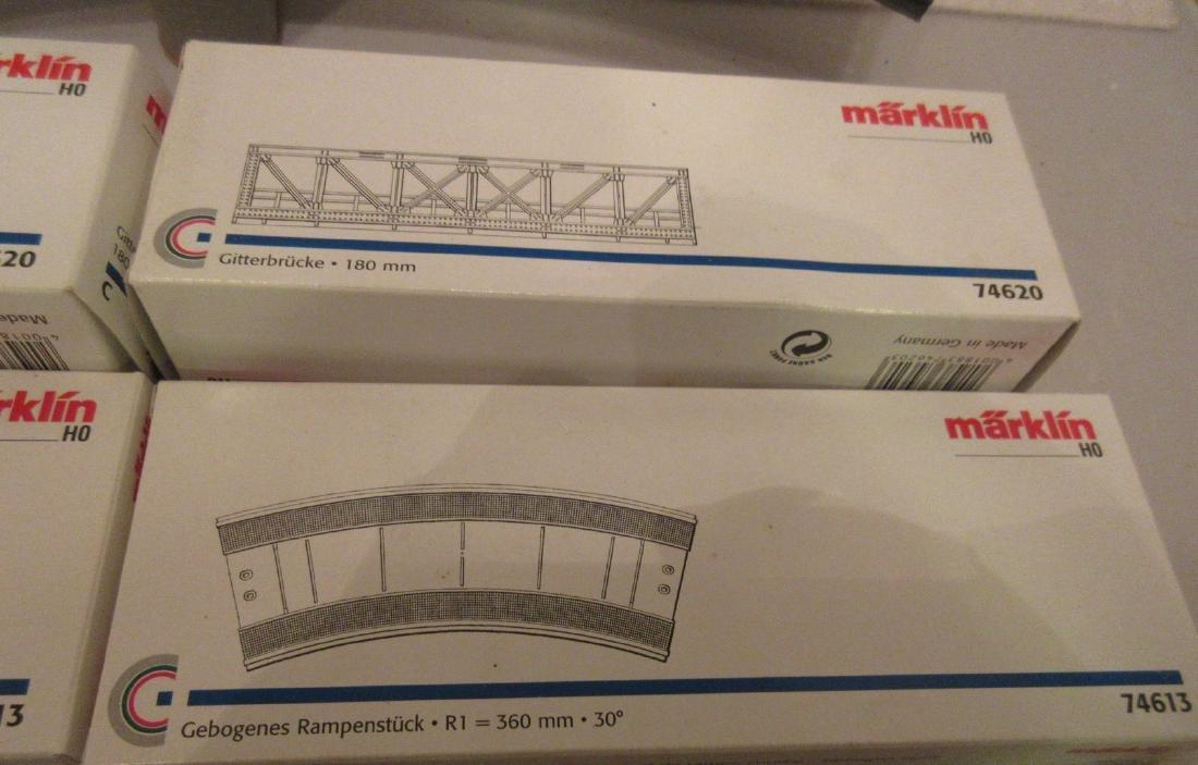 Marklin HO Scale Bridges - 3