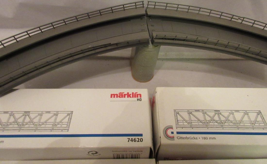 Marklin HO Scale Bridges - 4