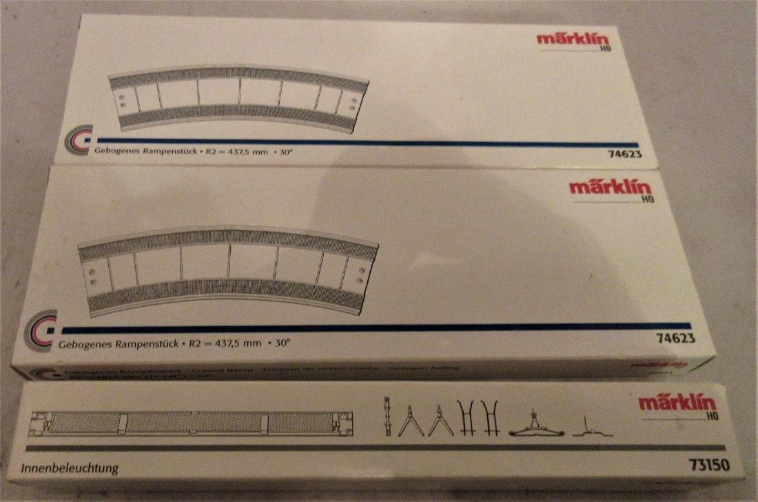 Marklin HO Scale Accessories