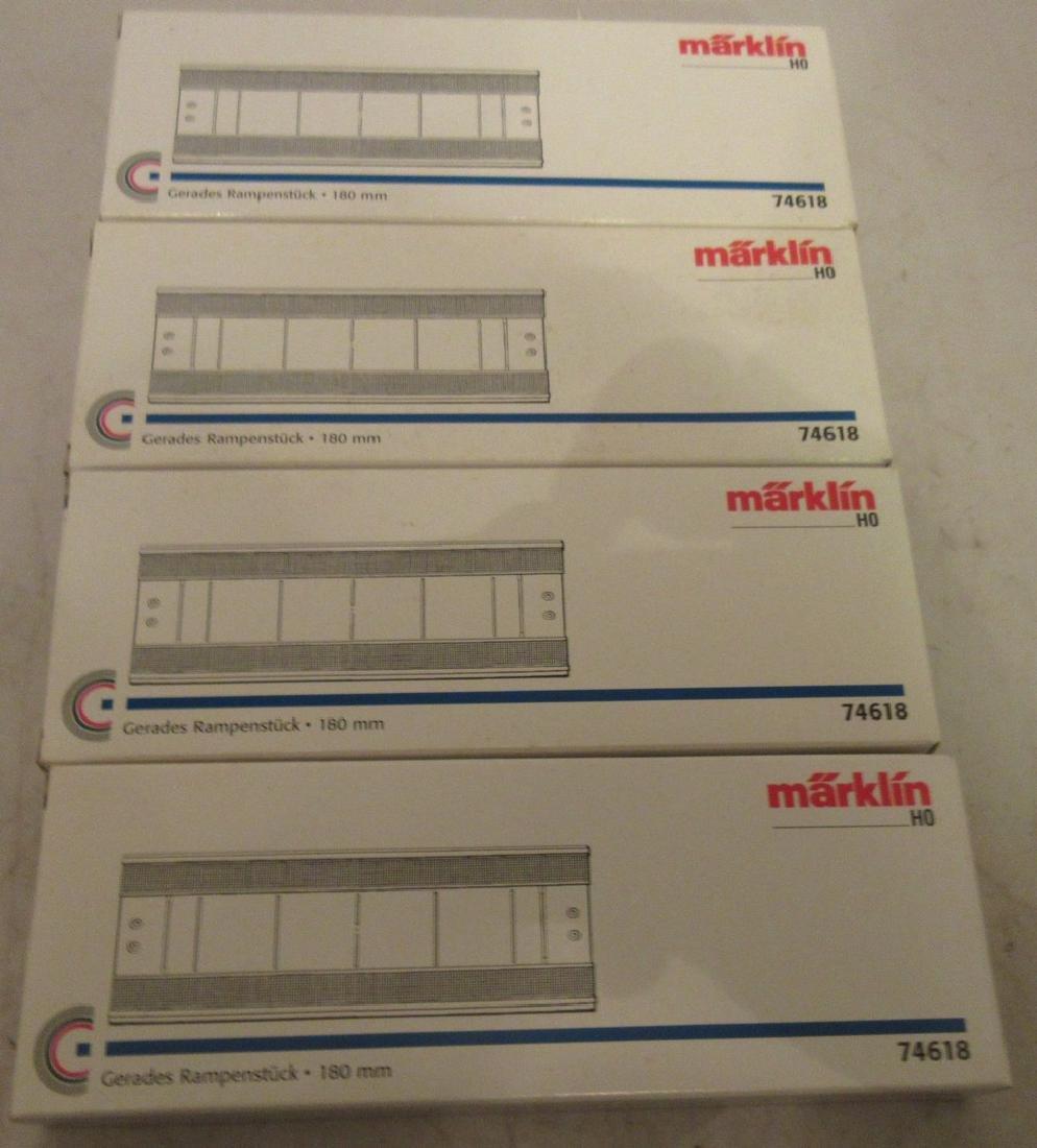 Marklin 74618 HO Scale Bridges