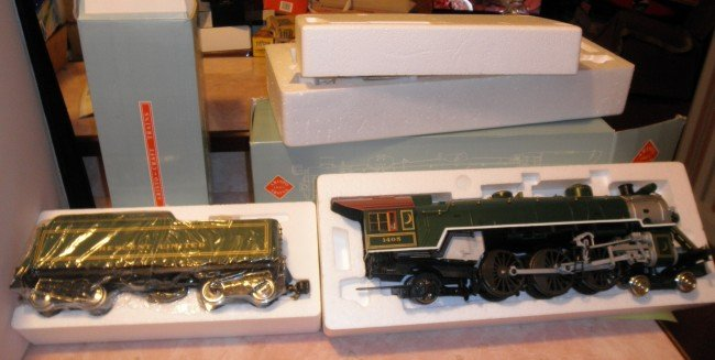 14: ARISTOCRAFT 21405 SOUTHERN CRESCENT G SCALE PACIFIC
