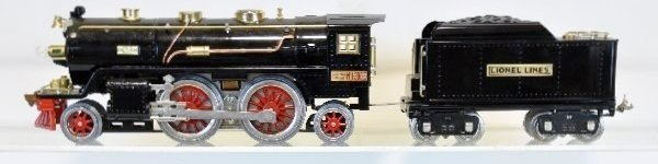LIONEL 13100 STANDARD GAUGE 390E STEAM ENGINE OB