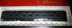 RIVAROSSI BALTIMORE & OHIO HO GAUGE SLEEPER OB