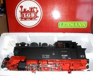 LGB 2080D EGR G SCALE 2 6 2 STEAM ENGINE OB