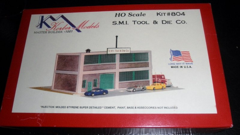 KORBER TOOL & DIE CO HO GAUGE BUILDING KIT OB