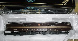 WEAVER BRASS PRR O GAUGE GG1 LOCOMOTIVE OB