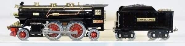 LIONEL 13100 STANDARD GAUGE 390E STEAM ENGINE OB