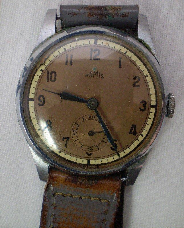 2: Homis Men's Wrist watch