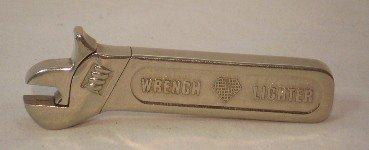 12: Butane Wrench Lighter