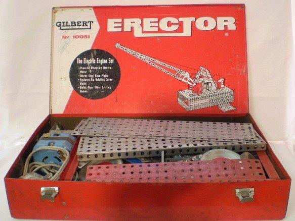 23: Gilbert Erector Set