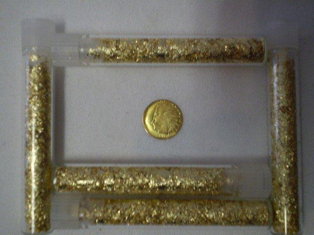 112: 1907 Gold Coin