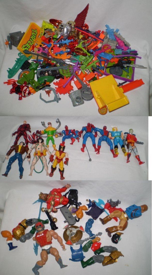 4: Action Figure and Odds and ends