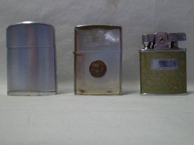 9: 3 Old Vintage Lighters
