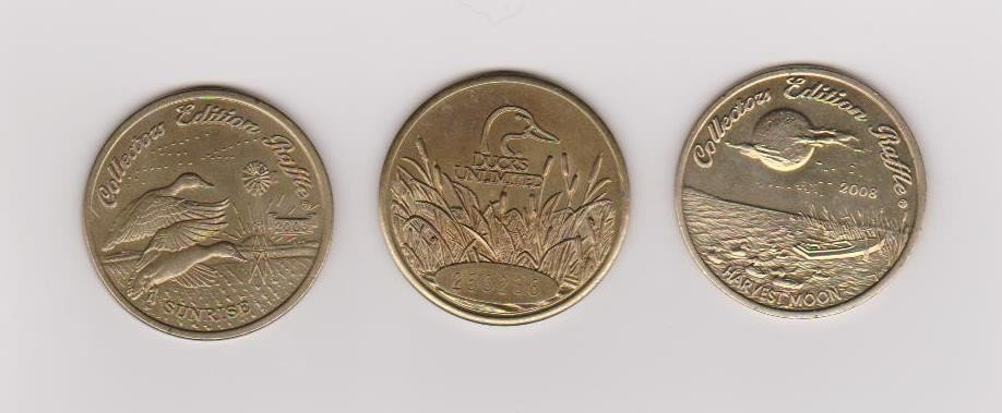 18: Ducks Unlimited Collectible Tokens