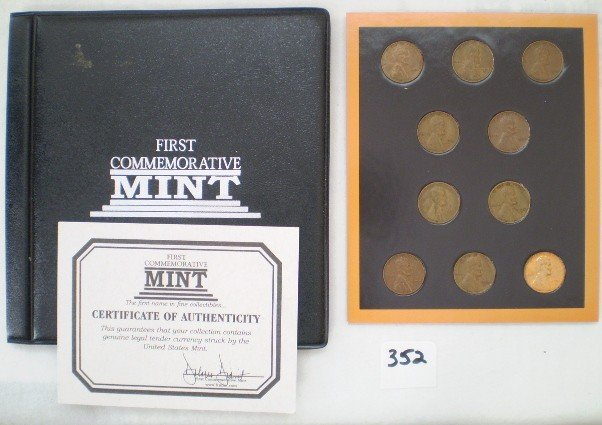 5: Penny Coin Set