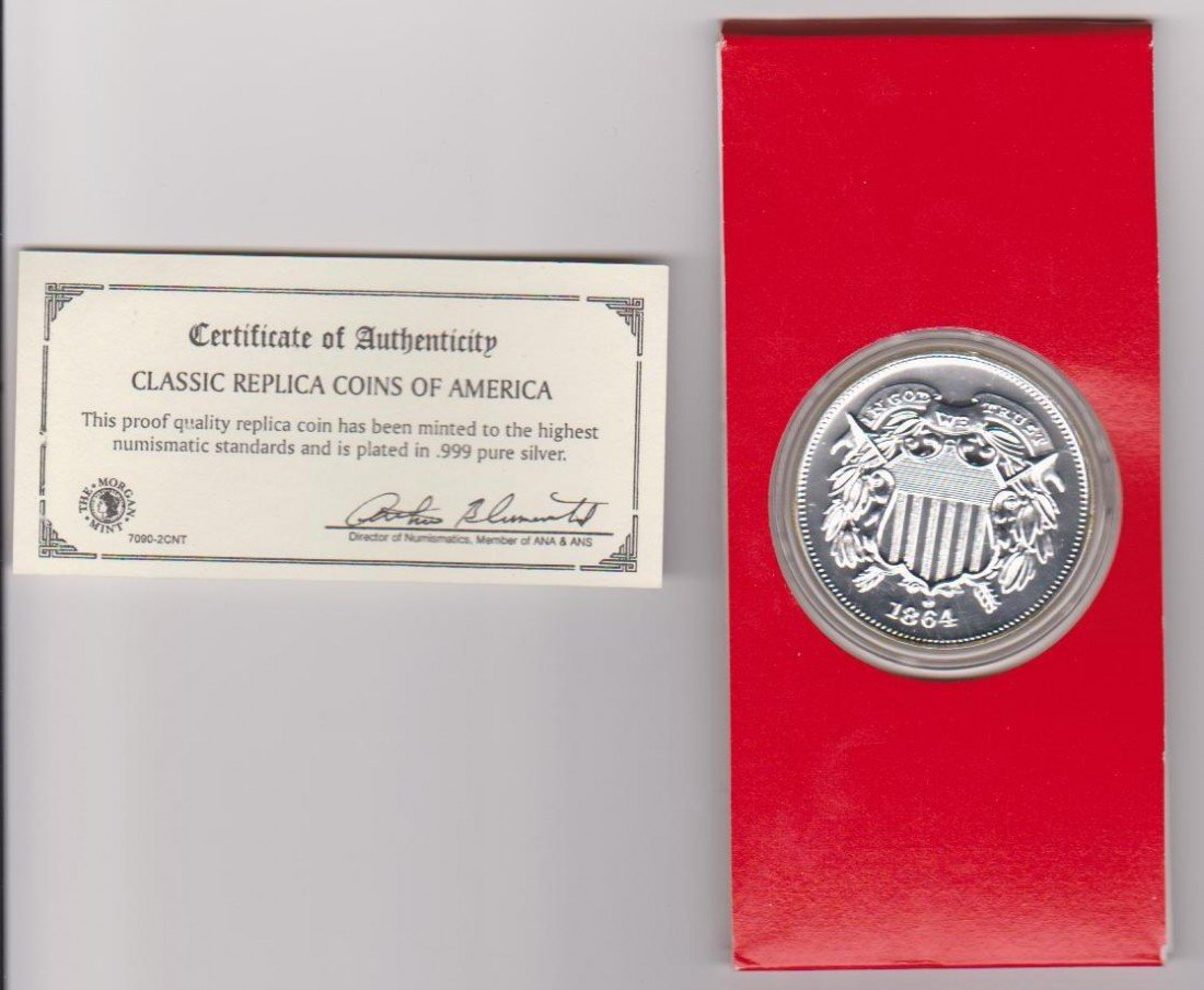 7: Classic Replica Coin of America