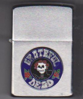 Grateful Dead Zippo Lighter