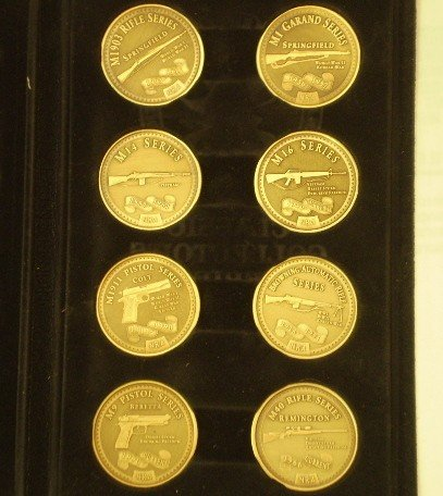 43: NRA Coin Set