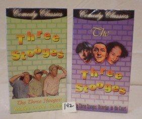 2 Three Stooges Videos