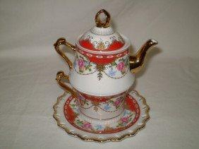 6: Fine Sorelle Teapot