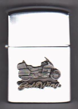 13: Honda gold wing lighter