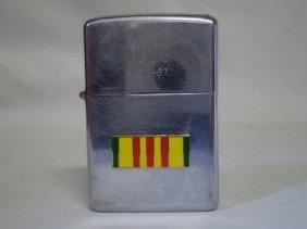 14: Vintage Vietnam Zippo