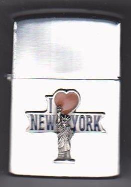 15: I Love New York Lighter