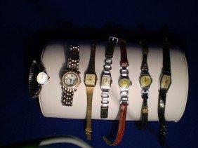19: 7 Vintage Ladies Watches
