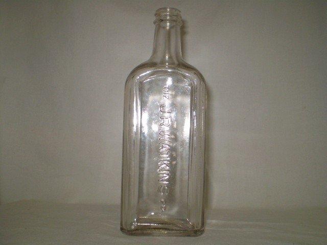 250: Vintage JR Watkins liniment Bottle