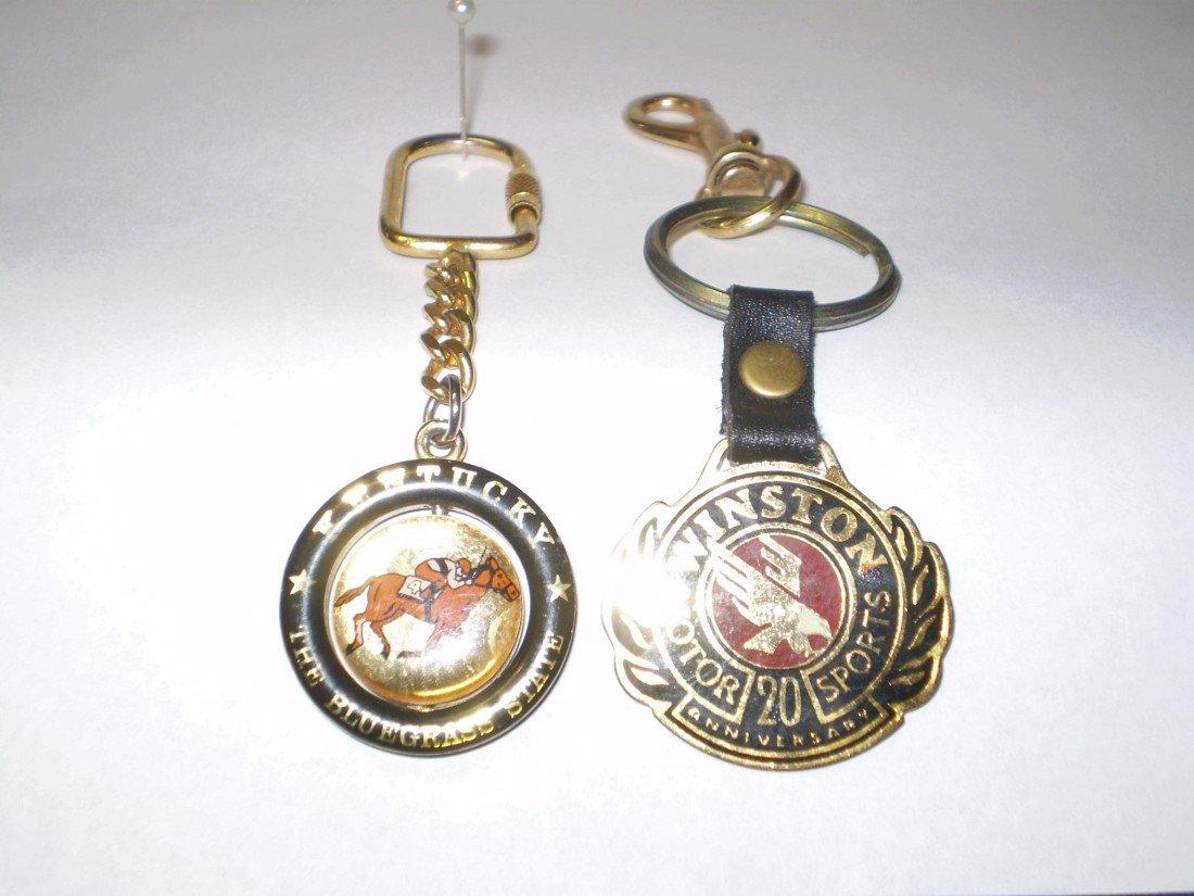 3: 2 Keychains